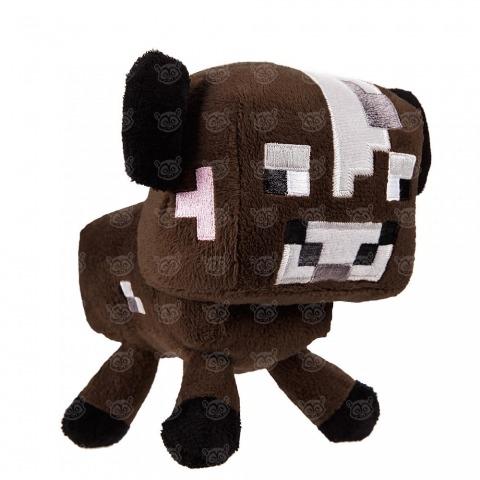 Мягкая игрушка Майнкрафт Детеныш грибной коровы Бишкек и Ош купить в магазине игрушек LEMUR.KG доставка по всему Кыргызстану