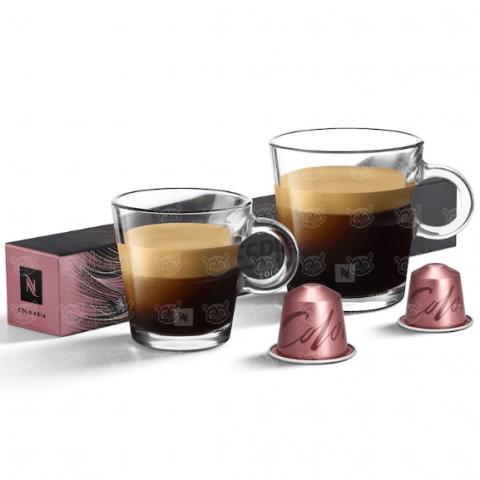 Nespresso бленд Colombia Бишкек и Ош купить в магазине игрушек LEMUR.KG доставка по всему Кыргызстану