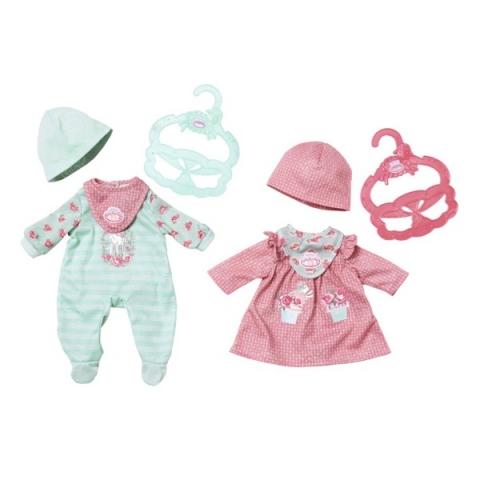 Игрушка my first Baby Annabell Одежда для куклы 36 см, 2 асс., веш. Бишкек и Ош купить в магазине игрушек LEMUR.KG доставка по всему Кыргызстану