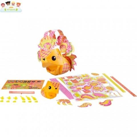 Хомячок AmiGami Бишкек и Ош купить в магазине игрушек LEMUR.KG доставка по всему Кыргызстану