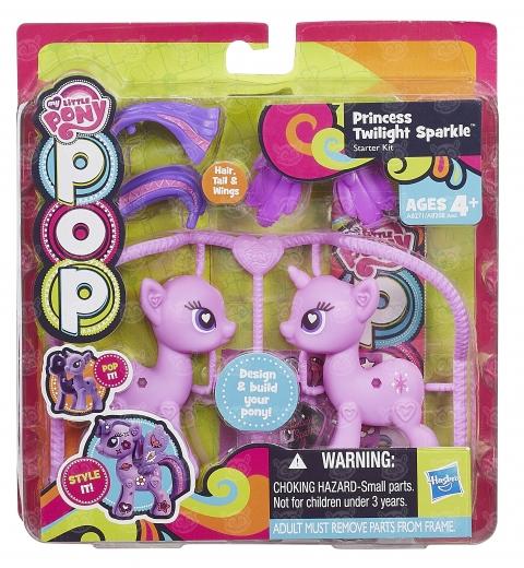 Набор My Little Pony Аметист Стар 'Создай свою пони' Бишкек и Ош купить в магазине игрушек LEMUR.KG доставка по всему Кыргызстану