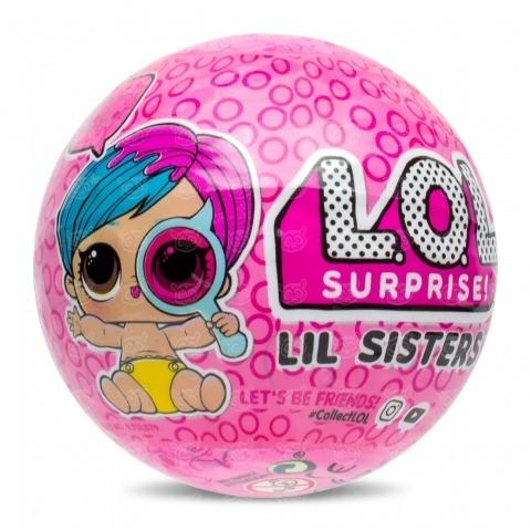Кукла LOL Surprise Сестренка 'Декодер' 2 волна (оригинал) Бишкек и Ош купить в магазине игрушек LEMUR.KG доставка по всему Кыргызстану