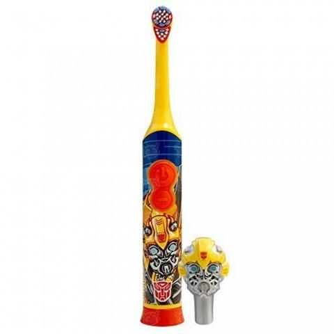 Детская электрическая зубная щетка Firefly 'Трансформеры' Бишкек и Ош купить в магазине игрушек LEMUR.KG доставка по всему Кыргызстану