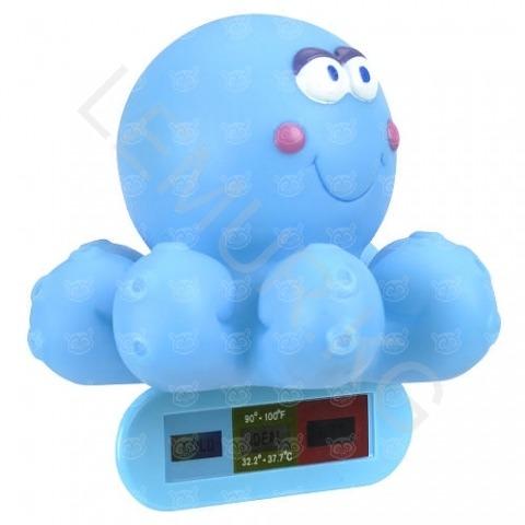 Термометр для ванны в виде Осьминога - код 1018