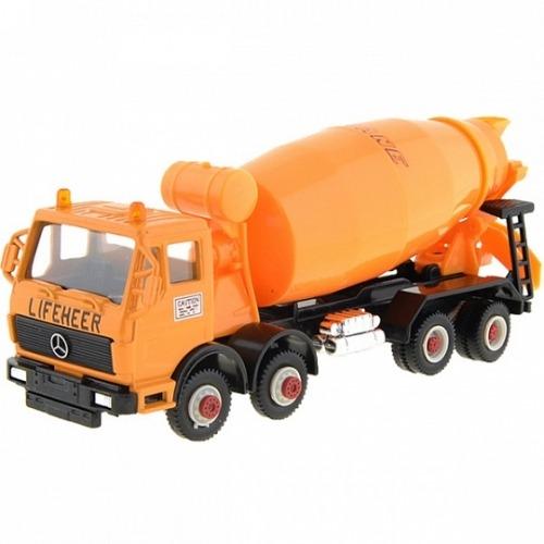 Welly модель машины Бетономешалка Бишкек и Ош купить в магазине игрушек LEMUR.KG доставка по всему Кыргызстану