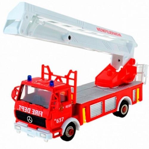 Welly модель машины Пожарная машина Бишкек и Ош купить в магазине игрушек LEMUR.KG доставка по всему Кыргызстану