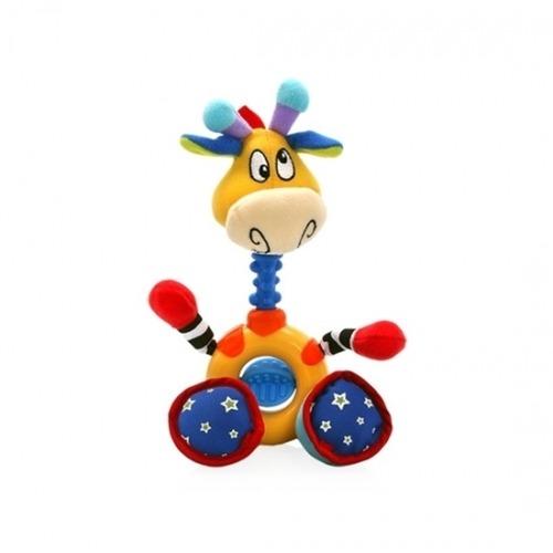 NUBY Игрушка-прорезыватель DizzyDodo 'Жираф' Бишкек и Ош купить в магазине игрушек LEMUR.KG доставка по всему Кыргызстану