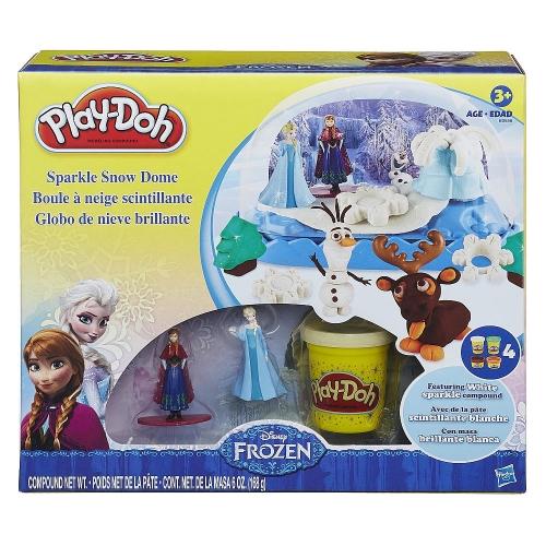 Игровой Play-Doh 'Холодное сердце' Бишкек и Ош купить в магазине игрушек LEMUR.KG доставка по всему Кыргызстану