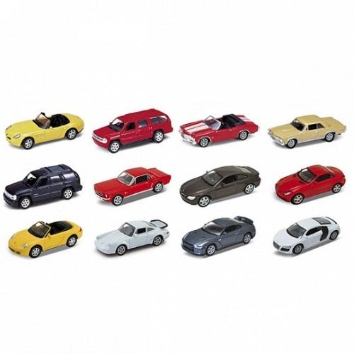 Welly модель машины 1:60 (в ассорт.) Бишкек и Ош купить в магазине игрушек LEMUR.KG доставка по всему Кыргызстану