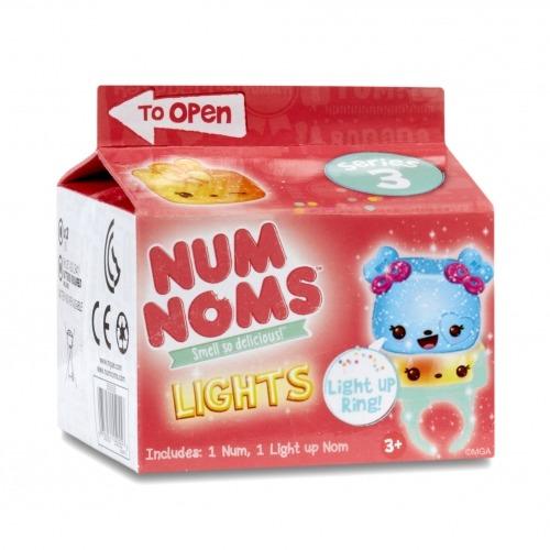 Светящийся набор Num Noms 3 серия Бишкек и Ош купить в магазине игрушек LEMUR.KG доставка по всему Кыргызстану