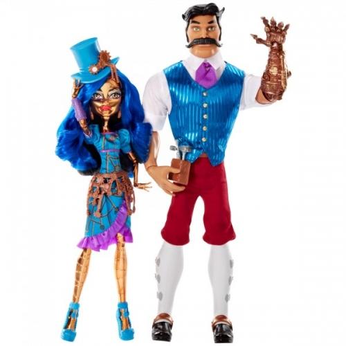 Monster High Комик Кон 2016 Робека Стим и Хексика Стим Бишкек и Ош купить в магазине игрушек LEMUR.KG доставка по всему Кыргызстану