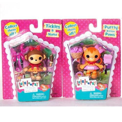 Кукла Lalaloopsy Mini, Питомцы, 8 (в ассорт.) Бишкек и Ош купить в магазине игрушек LEMUR.KG доставка по всему Кыргызстану