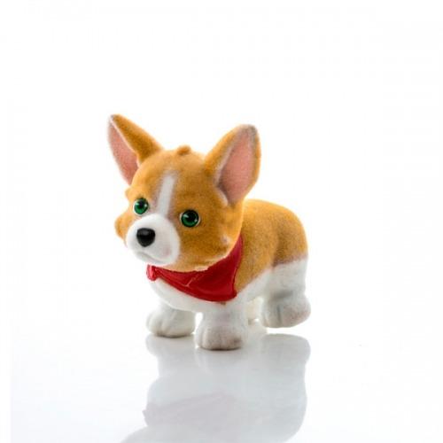 Puppy in my pocket фигурка флок. в закрытом пакете Бишкек и Ош купить в магазине игрушек LEMUR.KG доставка по всему Кыргызстану