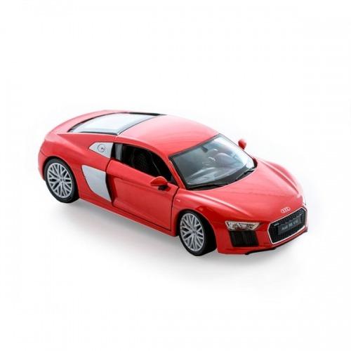 Welly модель машины 1:24 Audi R8 V10 Бишкек и Ош купить в магазине игрушек LEMUR.KG доставка по всему Кыргызстану