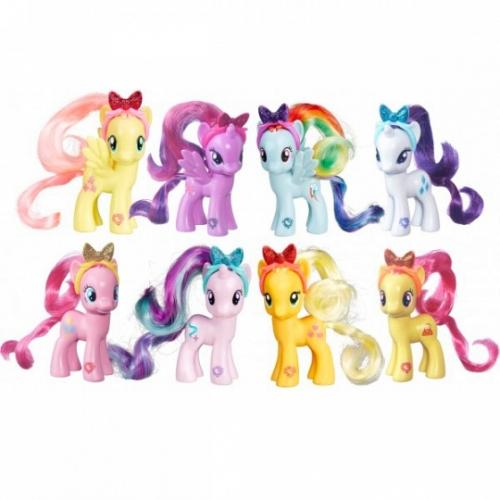 Игрушка My Little Pony пони (в ассорт.) Бишкек и Ош купить в магазине игрушек LEMUR.KG доставка по всему Кыргызстану