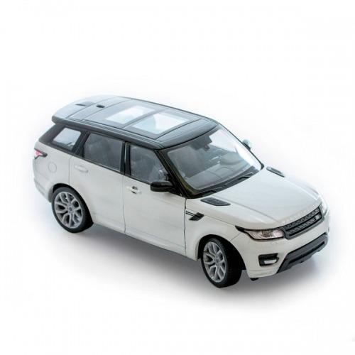 Welly модель машины 1:24 Land Rover Range Rover Sport Бишкек и Ош купить в магазине игрушек LEMUR.KG доставка по всему Кыргызстану