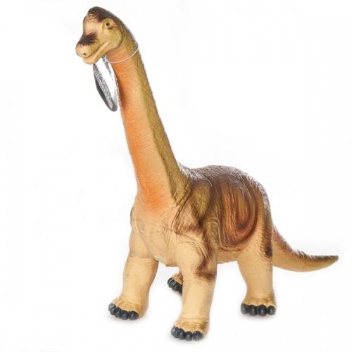 Фигурка динозавра,Брахиозавр, 33х45 см Бишкек и Ош купить в магазине игрушек LEMUR.KG доставка по всему Кыргызстану