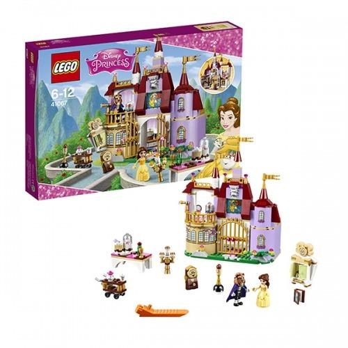 LEGO: Заколдованный замок Белль Бишкек и Ош купить в магазине игрушек LEMUR.KG доставка по всему Кыргызстану