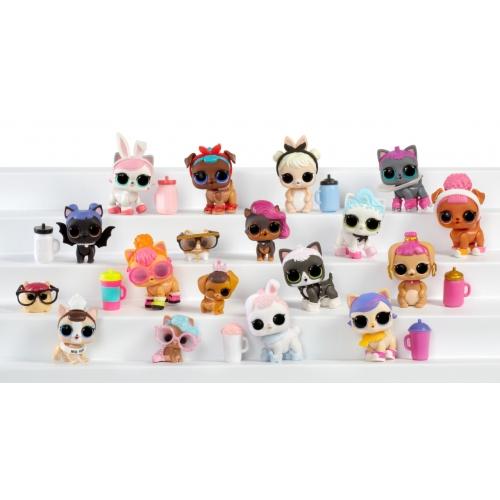 Кукла LOL Surprise 'Питомцы Eye Spy' 4 сезон (оригинал) Бишкек и Ош купить в магазине игрушек LEMUR.KG доставка по всему Кыргызстану