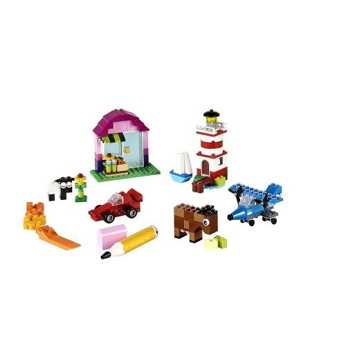 LEGO: Набор для творчества Бишкек и Ош купить в магазине игрушек LEMUR.KG доставка по всему Кыргызстану