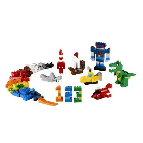 LEGO: Дополнение к набору для творчества – яркие цвета Бишкек и Ош купить в магазине игрушек LEMUR.KG доставка по всему Кыргызстану