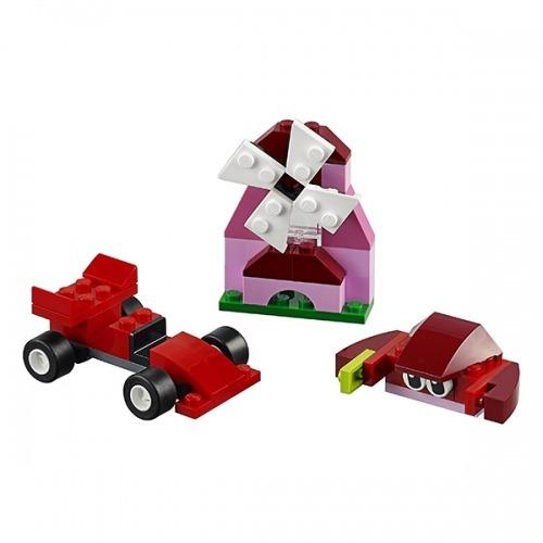 LEGO: Красный набор для творчества Бишкек и Ош купить в магазине игрушек LEMUR.KG доставка по всему Кыргызстану