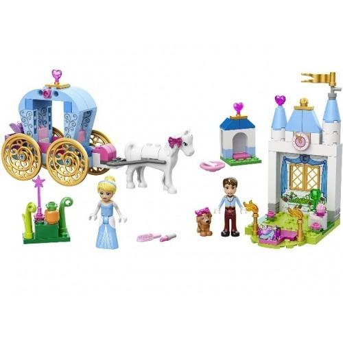 LEGO: Карета Золушки Бишкек и Ош купить в магазине игрушек LEMUR.KG доставка по всему Кыргызстану