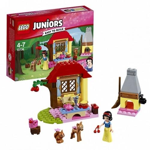 LEGO: Лесной домик Белоснежки Бишкек и Ош купить в магазине игрушек LEMUR.KG доставка по всему Кыргызстану