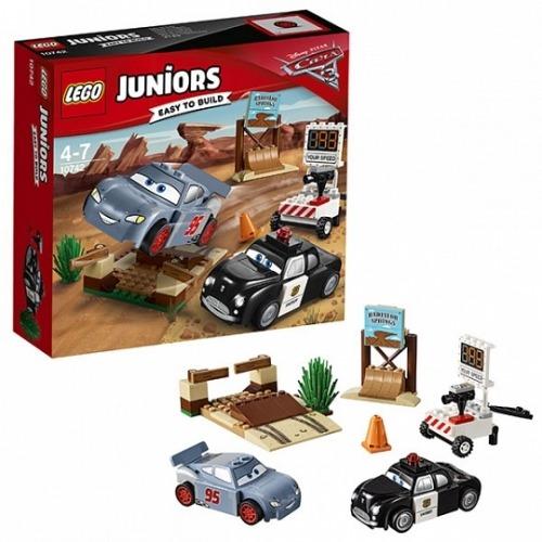 LEGO: Тренировочный полигон Вилли Бутта Бишкек и Ош купить в магазине игрушек LEMUR.KG доставка по всему Кыргызстану