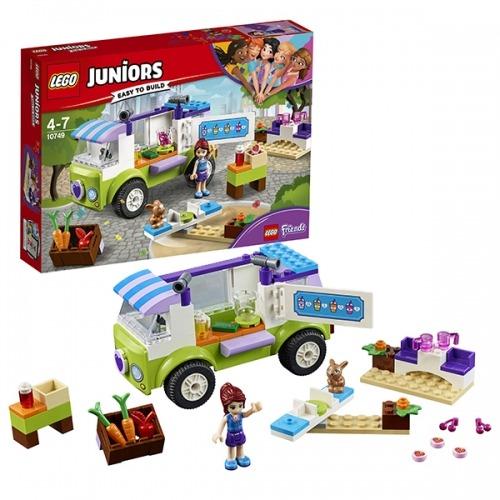 LEGO: Рынок органических продуктов Бишкек и Ош купить в магазине игрушек LEMUR.KG доставка по всему Кыргызстану
