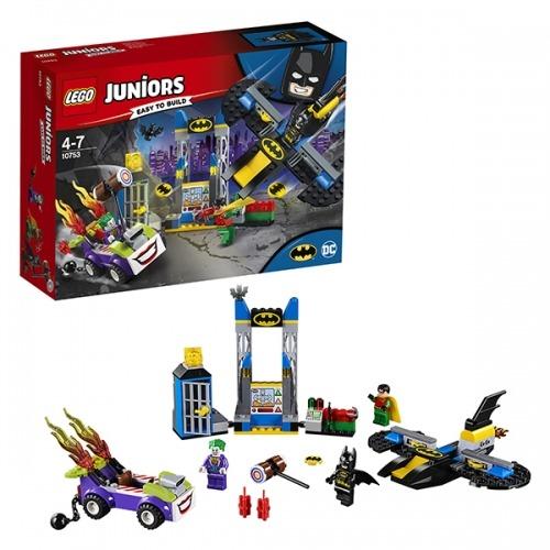 LEGO: Нападение Джокера на Бэтпещеру Бишкек и Ош купить в магазине игрушек LEMUR.KG доставка по всему Кыргызстану