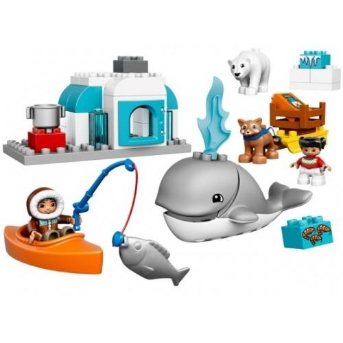 LEGO: Вокруг света: Арктика Бишкек и Ош купить в магазине игрушек LEMUR.KG доставка по всему Кыргызстану