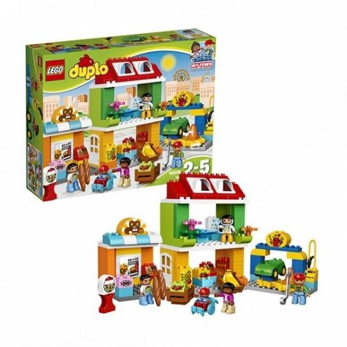 LEGO: Городская площадь Бишкек и Ош купить в магазине игрушек LEMUR.KG доставка по всему Кыргызстану
