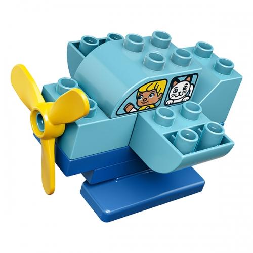 LEGO: Мой первый самолёт Бишкек и Ош купить в магазине игрушек LEMUR.KG доставка по всему Кыргызстану