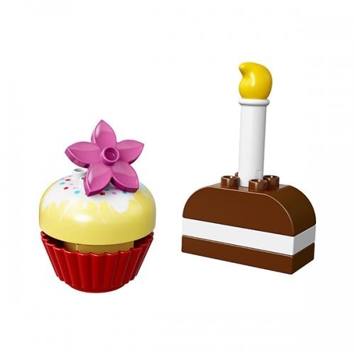LEGO: Мои первые пирожные Бишкек и Ош купить в магазине игрушек LEMUR.KG доставка по всему Кыргызстану
