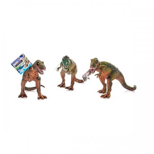 Тираннозавр с двигающейся пастью (в ассорт.), 7х11х19 см Бишкек и Ош купить в магазине игрушек LEMUR.KG доставка по всему Кыргызстану