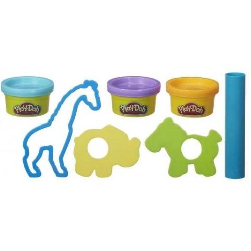 Игровой набор Play-Doh 'Зоопарк' Бишкек и Ош купить в магазине игрушек LEMUR.KG доставка по всему Кыргызстану