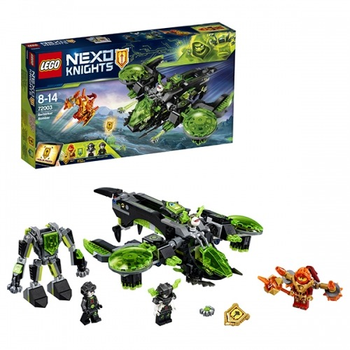 LEGO: Неистовый бомбардировщик Бишкек и Ош купить в магазине игрушек LEMUR.KG доставка по всему Кыргызстану