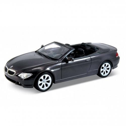 Welly модель машины 1:18 BMW 654CI Бишкек и Ош купить в магазине игрушек LEMUR.KG доставка по всему Кыргызстану