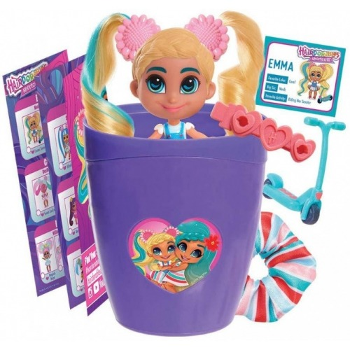 Кукла-сюрприз Hairdorables - младшие сестренки Бишкек и Ош купить в магазине игрушек LEMUR.KG доставка по всему Кыргызстану