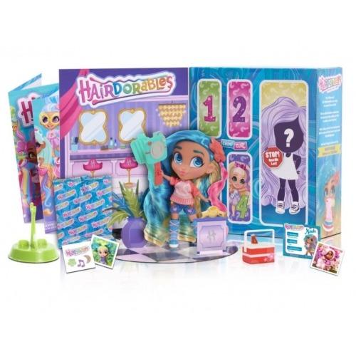 Кукла-сюрприз Hairdorables (Хэадорблс) - 3 серия Бишкек и Ош купить в магазине игрушек LEMUR.KG доставка по всему Кыргызстану