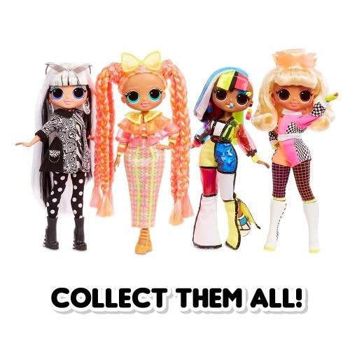 Кукла L.O.L. Surprise! O.M.G. Энглс Angles Светится в темноте Бишкек и Ош купить в магазине игрушек LEMUR.KG доставка по всему Кыргызстану