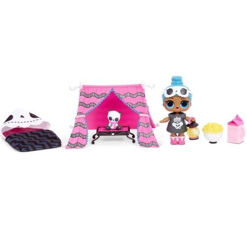 Набор мебели L.O.L. Surprise! Палатка с куклой Sleepy Bones Бишкек и Ош купить в магазине игрушек LEMUR.KG доставка по всему Кыргызстану