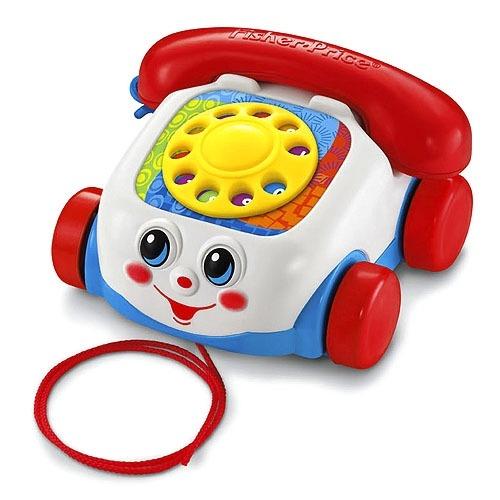 Веселый телефон Fisher-Price Бишкек и Ош купить в магазине игрушек LEMUR.KG доставка по всему Кыргызстану