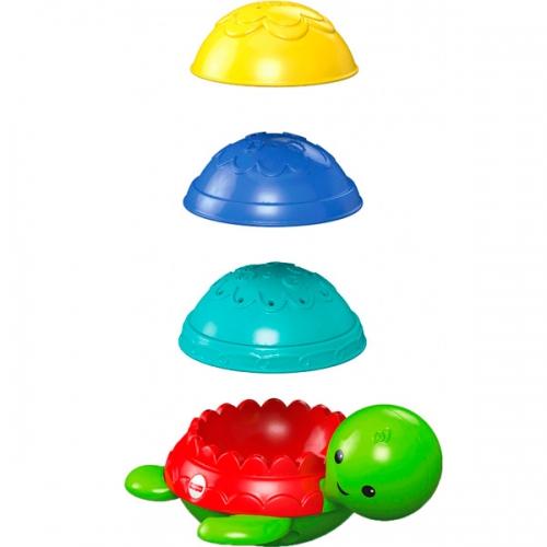 Черепашка для купания Fisher-Price Бишкек и Ош купить в магазине игрушек LEMUR.KG доставка по всему Кыргызстану
