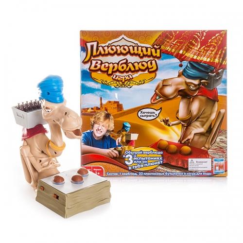Интерактивная игра  Fotorama 'Плюющий верблюд' Бишкек и Ош купить в магазине игрушек LEMUR.KG доставка по всему Кыргызстану