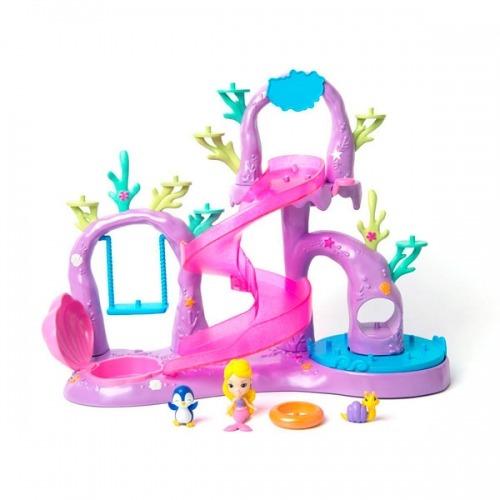 Splashlings Игровой набор 'Коралловая игровая площадка' Бишкек и Ош купить в магазине игрушек LEMUR.KG доставка по всему Кыргызстану