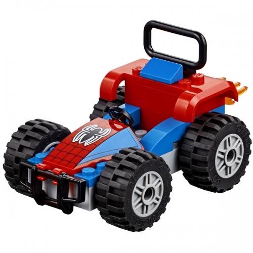 LEGO: Автомобильная погоня Человека-паука Бишкек и Ош купить в магазине игрушек LEMUR.KG доставка по всему Кыргызстану