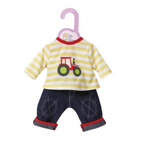 Baby Born Одежда для кукол высотой 30-36 см, для мальчика Бишкек и Ош купить в магазине игрушек LEMUR.KG доставка по всему Кыргызстану