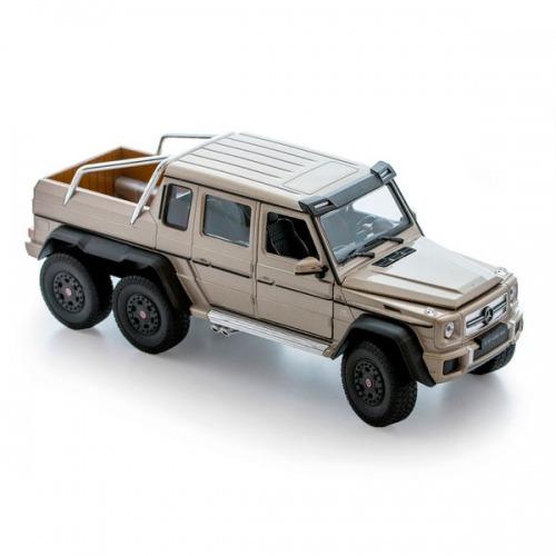 Welly модель машины 1:24 Mercedes-Benz G63 AMG 6x6 Бишкек и Ош купить в магазине игрушек LEMUR.KG доставка по всему Кыргызстану